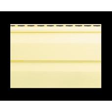 Сайдинг Альта-Профиль, коллекция ALTA SIDING (лимонный)