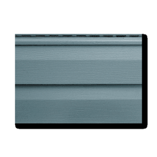 Сайдинг Альта-Профиль, коллекция ALTA SIDING (серо-голубой)
