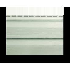 Сайдинг Альта-Профиль, коллекция ALTA SIDING (серо-зелёный)
