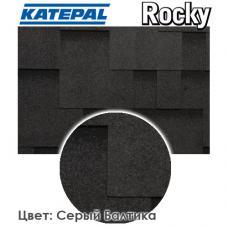 Битумная черепица KATEPAL ROCKY Балтика