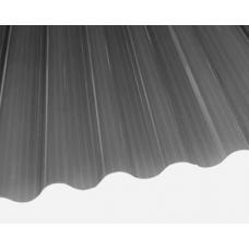 ПВХ листы Salux, дымчатая волна 0,8 мм