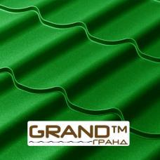 Металлочерепица GRAND 350/15 Optima Steel (Китай) 0,45мм МАТ