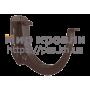 Держатель желоба Альта-Профиль 125 ПВХ лобовая доска